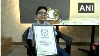 अहमदाबाद का 6 वर्षीय बच्चा बना दुनिया का सबसे छोटा कंप्यूटर डेवलपर, गिनीज वर्ल्ड रिकॉर्ड में दर्ज हुआ नाम