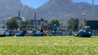 One More South African Player Tests Positive For COVID-19, Warm-Up Game Called off
