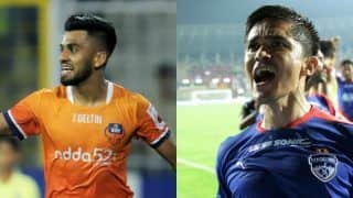 ISL 2020-21 Highlights FCG vs BFC: Angulo's Brace Guides FC Goa to 2-2 draw against Bengaluru FC
