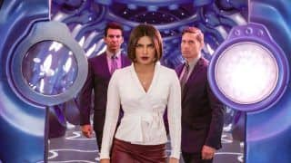 Priyanka Chopra Jonas' Blink-And-Miss Appearance in Teaser of Netflix' Movie We Can Be Heroes