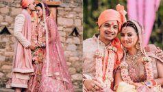 Priyanshu Vandana Wedding: मिर्ज़ापुर के रॉबिन ने रचाई गर्लफ्रेंड वंदना से शादी, तस्वीरें हुई वायरल