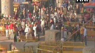 Farmers Protest Death: 40 गांव के किसानों को लेकर दिल्ली आ रहे 45 वर्षीय धन्ना सिंह की मौत, किसान नाराज