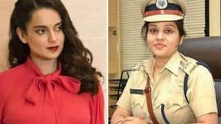 Kangana Ranaut Slams IPS Officer Roopa Moudgil For Her Statement, Says 'Living Off on Tax Money'
