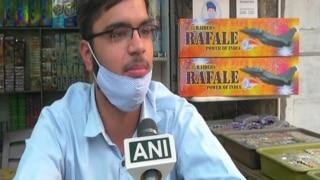 Rafale Sky Shots & Modi Bomb: Firecrackers Named After PM Modi, Rafale Hit Markets in Gujarat's Rajkot