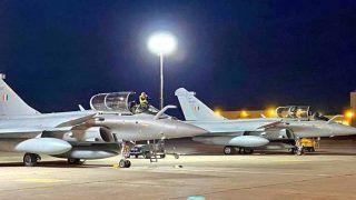 Rafale Fighter का दूसरा बैच फ्रांस से 8 घंटे में सीधे आया भारत