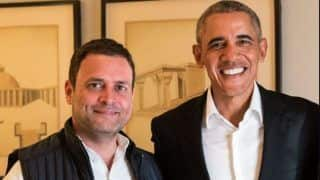 'Insulting': Lawyer Seeks FIR Against Barack Obama For Writing on Rahul Gandhi, Manmohan Singh