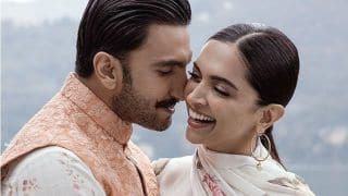 'Gudiya' Deepika Padukone Looks Stunning as Ranveer Singh Shares Never-Seen-Before Pics From Wedding Days on 2nd Anniversary
