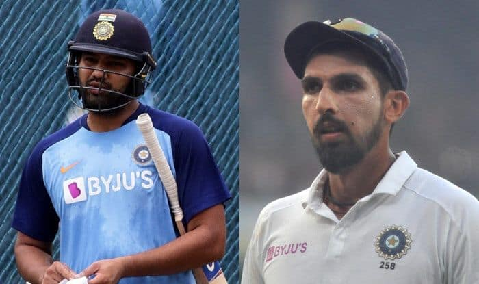 Australia Vs India 2020 News Ishant Sharma Ruled Out Of Test Series Rohit Sharma Still In Contention T Natarajan Added To Odi Squad India Com Cricket News