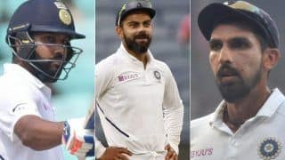 India vs Australia 2020: All The Major Squad Changes Announced by BCCI