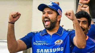 Rohit Sharma Hails Mumbai Indians' Coaching And Medical Support Staff After Lifting Fifth IPL Trophy