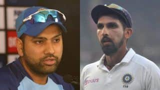 Rohit And Ishant Sharma to Miss First Two Tests in Australia, Also Doubtful For Remaining Two: BCCI Source
