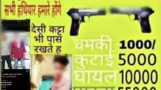 Rs 5000 For Thrashing & Rs 55000 For Murder: Rate Chart For Crime Services in UP Goes Viral