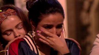 Bigg Boss 14: बिग बॉस ने दिया कंटेस्टेंट को मुश्किल टास्क, रुबीना की भीगी आंखें, फूट फूटकर रोए जैस्मिन...एजाज़