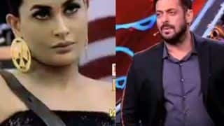 Bigg Boss 14 Weekend Ka Vaar: Salman Khan Lashes Out at Pavitra Punia For Her Unruly Behaviour Towards Eijaz Khan