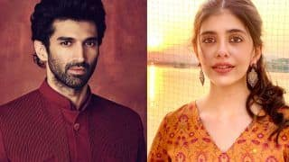 Sanjana Sanghi Signs 'Om: The Battle Within' Opposite Aditya Roy Kapur, Talks About Losing Sushant Singh Rajput
