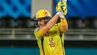 IPL 2020: CSK Allrounder Shane Watson Announces Retirement From All Forms of Cricket