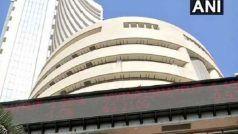 Stock market closing bell: शेयर बाजार की तेजी पर लगा ब्रेक, 695 अंक नीचे बंद हुआ सेंसेक्स