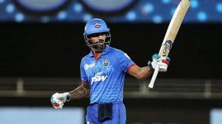 'He is The Leader Within The Team', Marcus Stoinis Praises DC Teammate Shikhar Dhawan