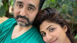 Shilpa Shetty Wishes Her 'Cookie' Raj Kundra on 11th Wedding Anniversary With a Beautiful Note