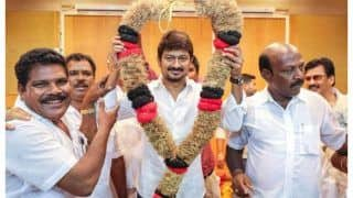 Tamil Nadu: Police Take DMK Chief Stalin's Son Udhayanidhi Stalin Into Custody, Here's Why