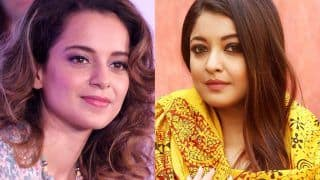 Tanushree Dutta Says She's Proud of Kangana Ranaut For 'Fighting The Good Fight'