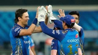IPL 2020: Mumbai Indians Pacer Trent Boult Sustains Groin Injury in Qualifier 1