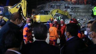 70-year-old Pulled Alive From Turkey Quake Rubble; Death Toll Rises to 46