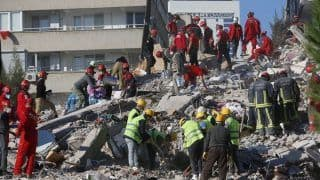 Death Toll in Turkey Earthquake Rises To 39