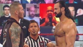 WWE Monday Night RAW Results: Drew McIntyre Defeats Randy Orton to Reclaim Championship