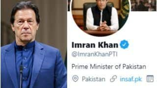 'Even Jemima Goldsmith'? Pakistan PM Imran Khan Unfollows Everyone on Twitter, Netizens Are Left Guessing!