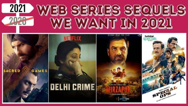 From Scam 1992 To Sacred Games, Here is The List of Web Series Sequels We All Have Been Waiting For!