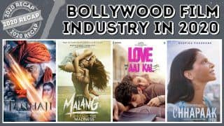 Watch: Bollywood's Box Office Report of 2020