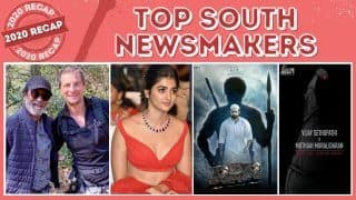 Year-Ender 2020: Here's a List of Top South Newsmakers