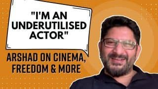 Watch: The Arshad Warsi Interview on Life, Cinema, Family, Opportunities, And More | Exclusive