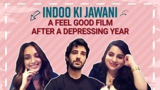 Watch Kiara Advani, Mallika Dua, Aditya Seal Talk About Indoo Ki Jawani And How The Film is Important For People At This Time