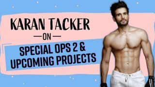 Karan Tacker Talks About Auditioning For Special Ops, Shares Deets on Special Ops Season 2