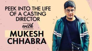 Watch: Inside The Life of a Casting Director With Mukesh Chhabra | Exclusive