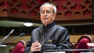 From Pranab Mukherjee to Motilal Vora: List of Political Bigwigs Who Passed Away This Year
