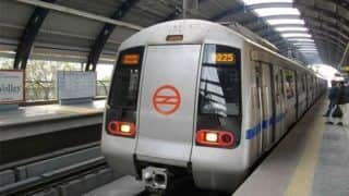 Halted by COVID-19 in 2020, Delhi Metro Rides Into 2021 With Driverless Trains