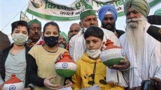 4 Kids Travel From Meerut to Ghazipur Border, Donate Money From Their 'Gullaks' to Protesting Farmers