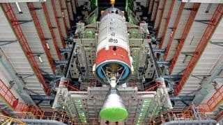 ISRO Begins Countdown For Launch of Communication Satellite PSLV-C50/CMS-01 Mission