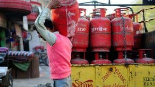 LPG Gas Cylinder Price, 25 February 2021: Cooking Gas Costlier in Delhi by Rs 100 in a Month