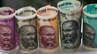 INR Vs USD: डॉलर के कमजोर सूचकांक के बीच रुपया मजबूत होकर 74.44 प्रति डॉलर पर पहुंचा
