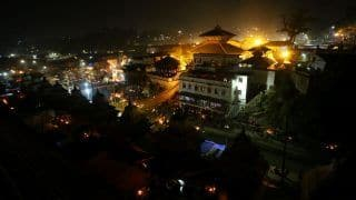 After 9 Months, Nepal's Historic Pashupatinath Temple Reopens Adhering COVID-19 Protocols