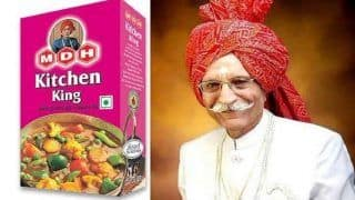 'India's Most Inspiring Entrepreneur': 'King of Spices' Mahashay Dharampal Gulati Dead at 98, Twitter Pays Tributes