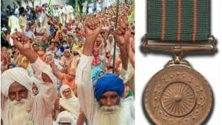 Fact Check: Report Claims 25,000 Indian Army Soldiers Have Returned Shaurya Chakra Medals to Support Farmers, Is This True?