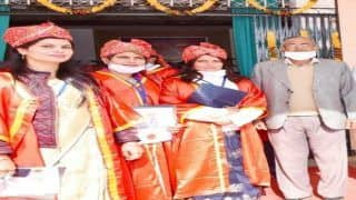 मिसाल: राजस्थान में किसान की 3 बेटियों ने रचा इतिहास, एक साथ हासिल की पीएचडी की डिग्री