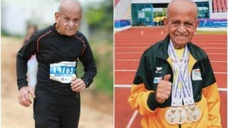 92-Year-OId Man All Set to Run TCS World 10K Marathon, Says He Wants to be a Role Model For Youngsters