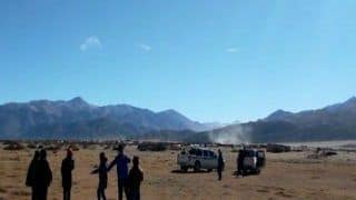 No Chinese Troops Entered Indian Territory in Ladakh: Govt Clarifies on Viral Video | Watch