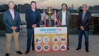 Abu Dhabi T10 League 2021 Live Streaming Cricket Details: Full List of Icon Players, Teams, TV Telecast, Venues, Format, And All You Need to Know